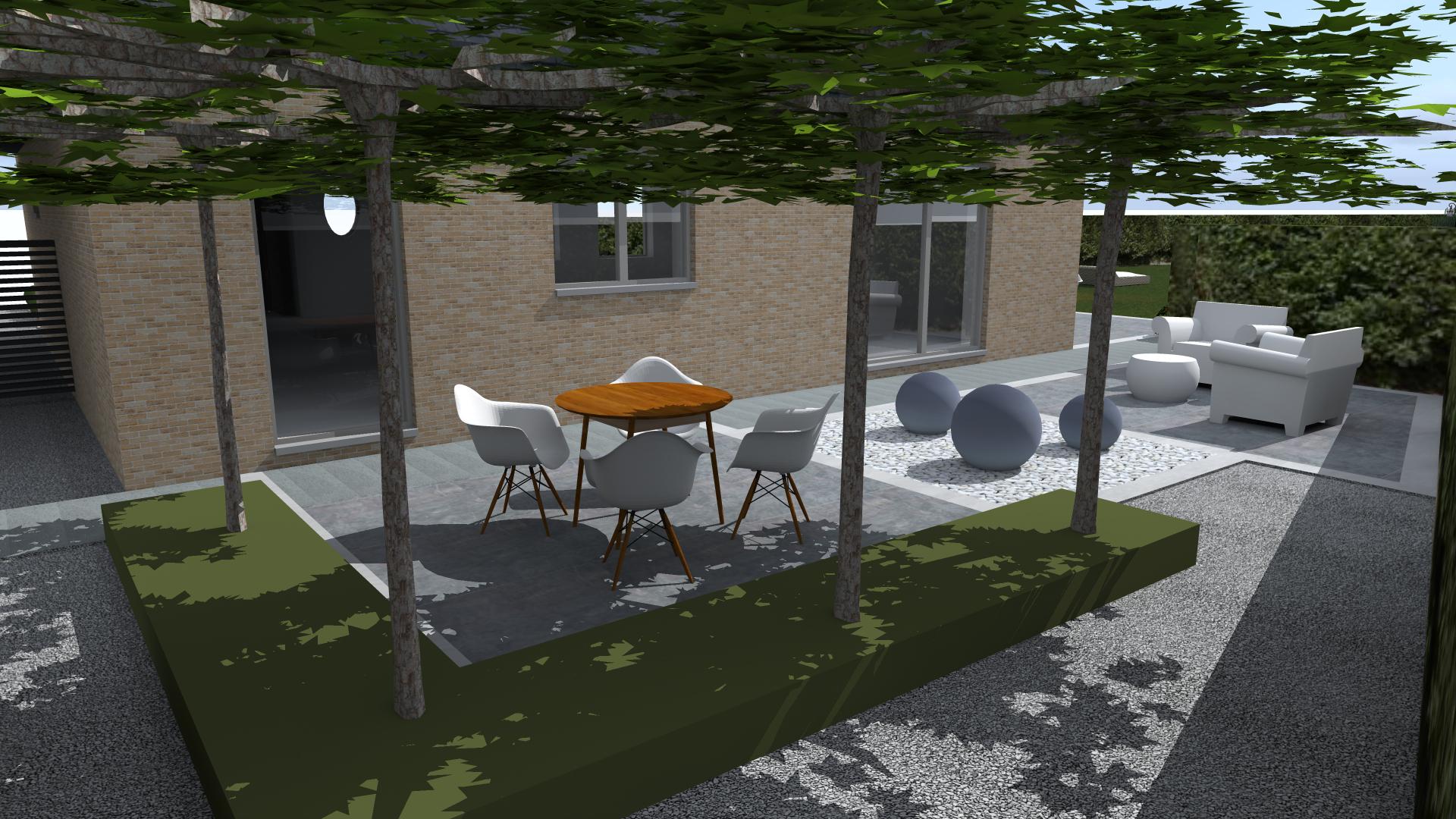 Architecte exterieur jardin nouveaux mod les de maison for Architecte jardin